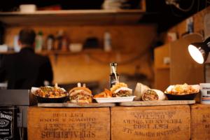 Dieta e cibo di strada