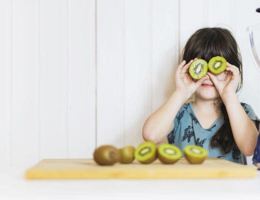 Alimentazione sana per bambini