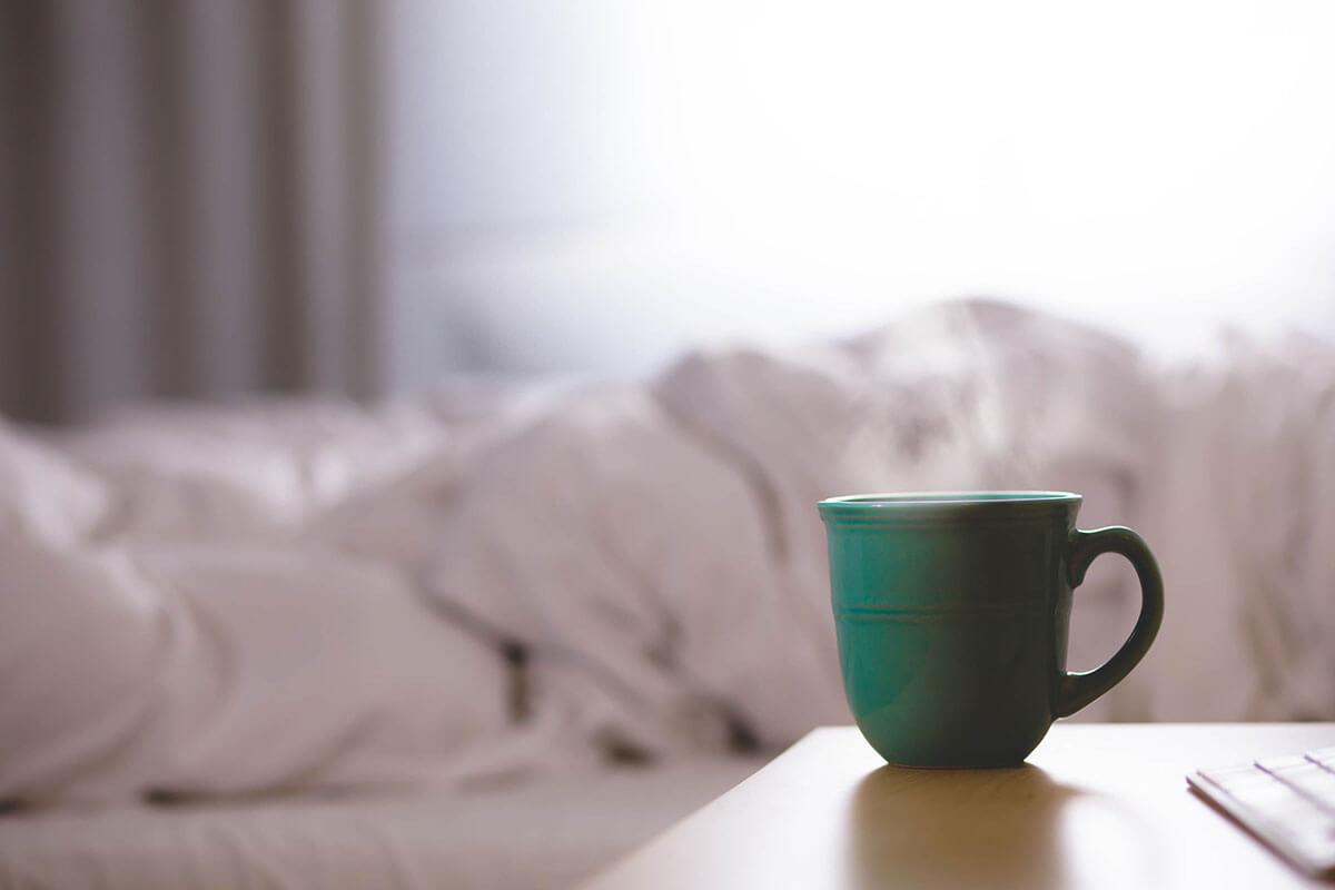 Perchè bere acqua calda fa bene?