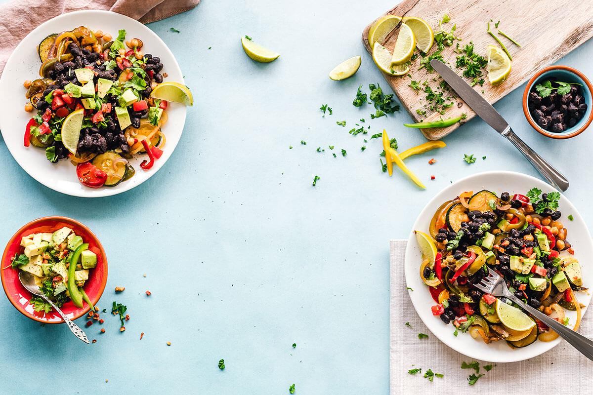 Alimentazione sana: cosa mangiare per vivere sani